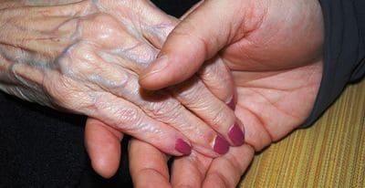 Arthrite maladie retraite vieillesse main doigt muscle