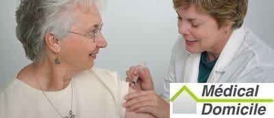 Maintien au domicile médical maison hospitalisation