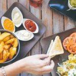 Home services à la personne Menu découverte plat cuisine manger repas nourriture pain