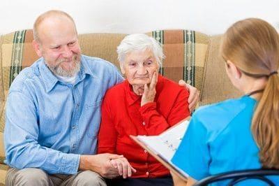 Sortir hôpital clinique hospitalisation retour maison