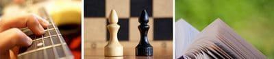 loisirs et innovations jeux règles échec guitare