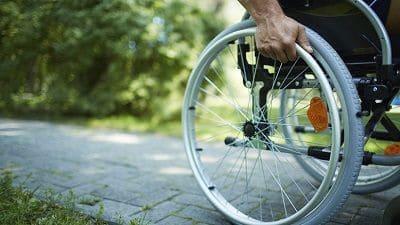 aah fauteuil handicap accident handicapée difficulté