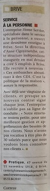 journal presse info Brive Corrèze Limousin